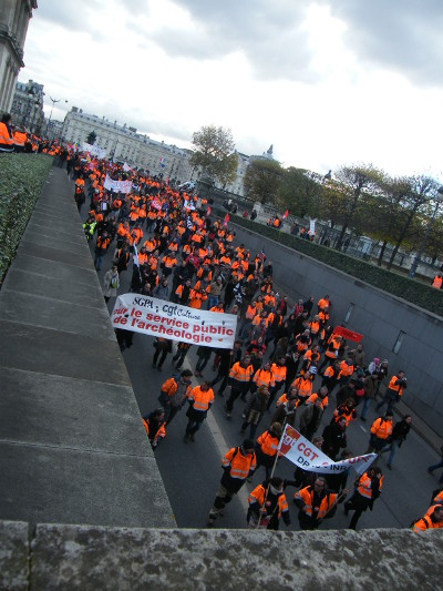 Manifestation du SGPA